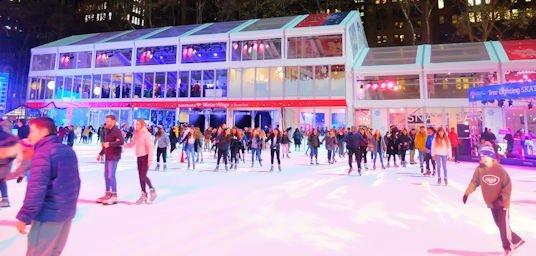 スケートに行こう