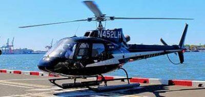 ヘリコプターツアー